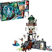 Lego The Lighthouse Of Darkness