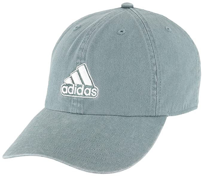 adidas Ultimate Relaxed - Gorra Ajustable para Hombre, Color Verde ...