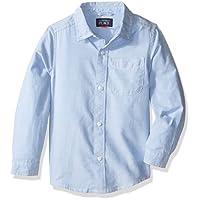 The Children's Place Boys' Long Sleeve Uniform Oxford Shirt