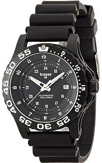 651bd36649 [トレーサー]traser 腕時計 MIL-G AUTO PRO 300m(ミルジー オート プロ 300m