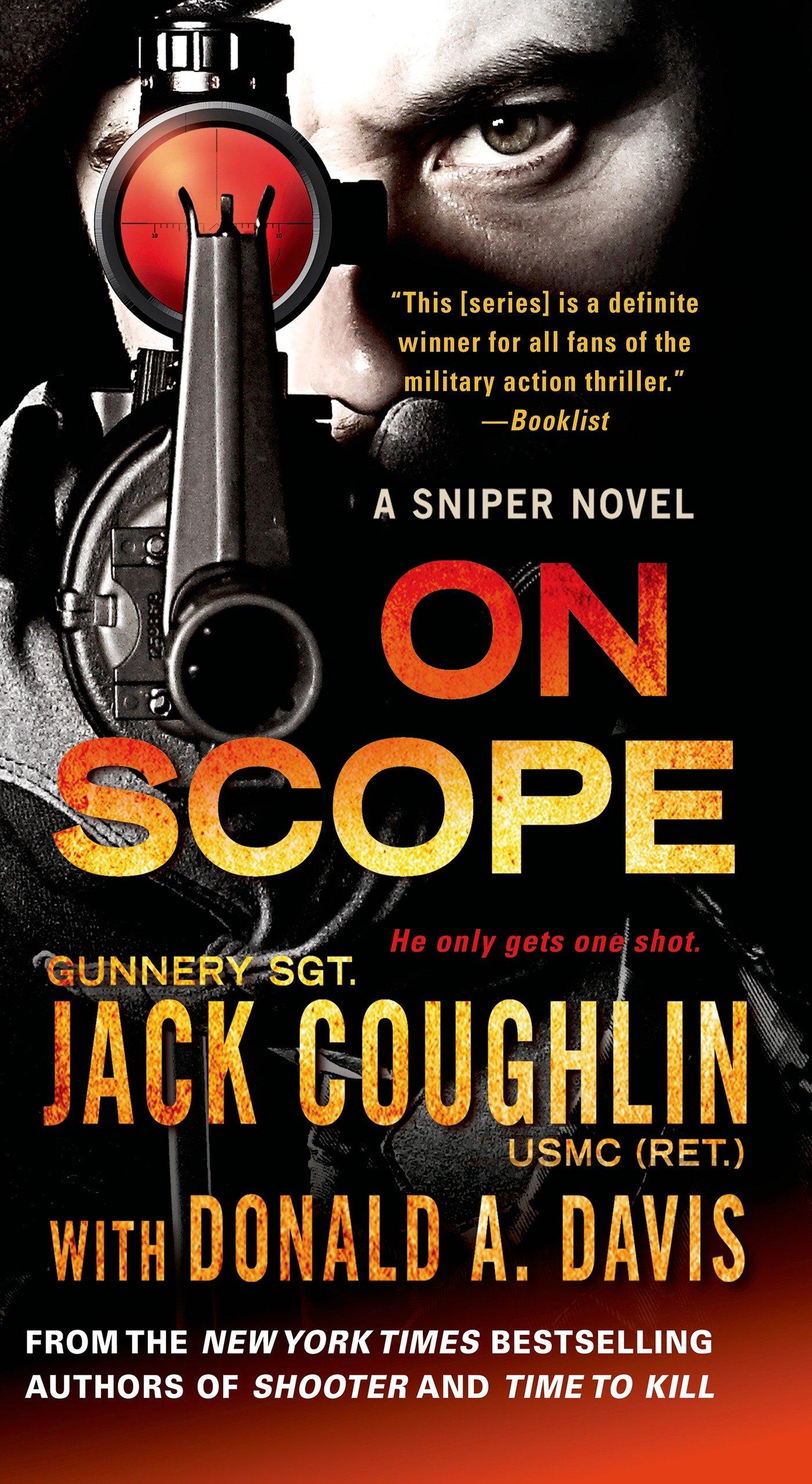 On Scope: A Sniper Novel (Kyle Swanson Sniper Novels) ebook
