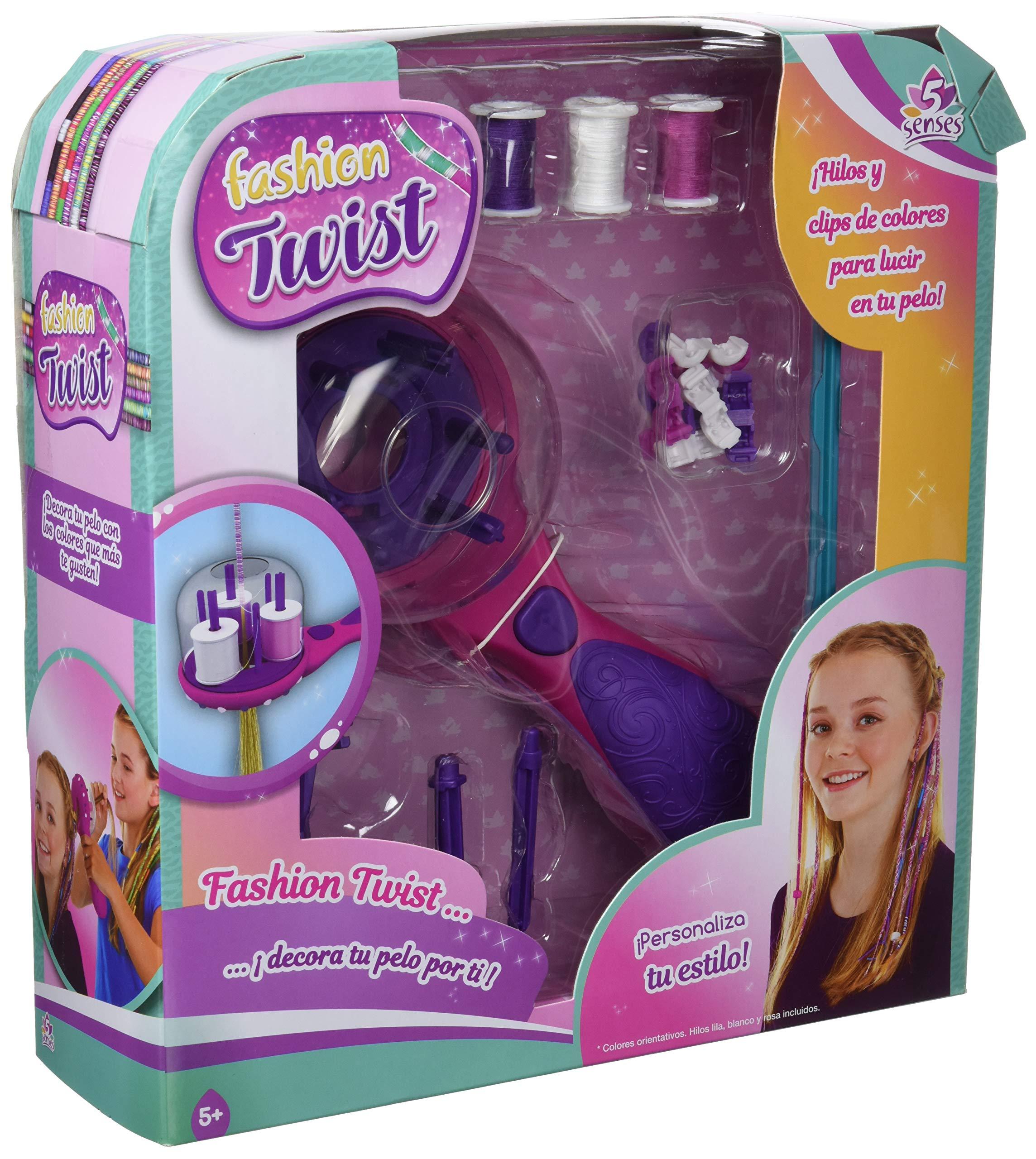 IMC Toys-Fashion Twist Game Electronico, Multi-Colour (1)