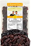 Gerbs Dried Fruit Medleys - Cherry & Blueberry Mix, 2 Lbs