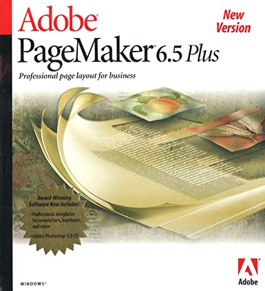 pagemaker full version free  for windows xp