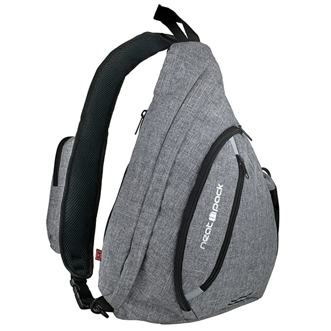 Review Versatile Canvas Sling Bag