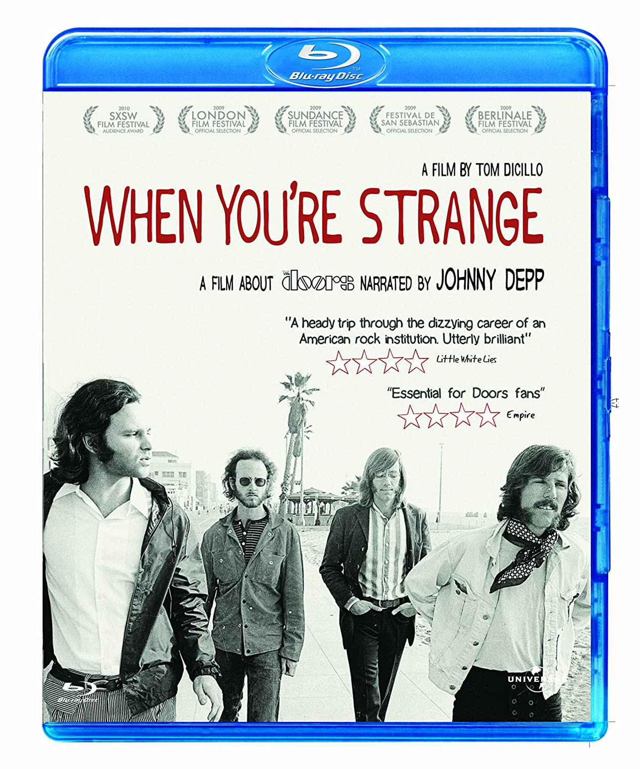 When Youu0027re Strange - A Film About The Doors Blu-ray Region Free Amazon.co.uk Jim Morrison Ray Manzarek John Densmore Robby Krieger Tom Dicillo ...  sc 1 st  Amazon UK & When Youu0027re Strange - A Film About The Doors Blu-ray Region Free ... pezcame.com