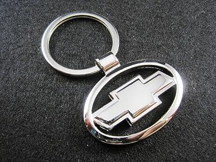 Llavero de metal compatible con Chevrolet lla001-9