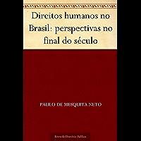 Direitos humanos no Brasil: perspectivas no final do século