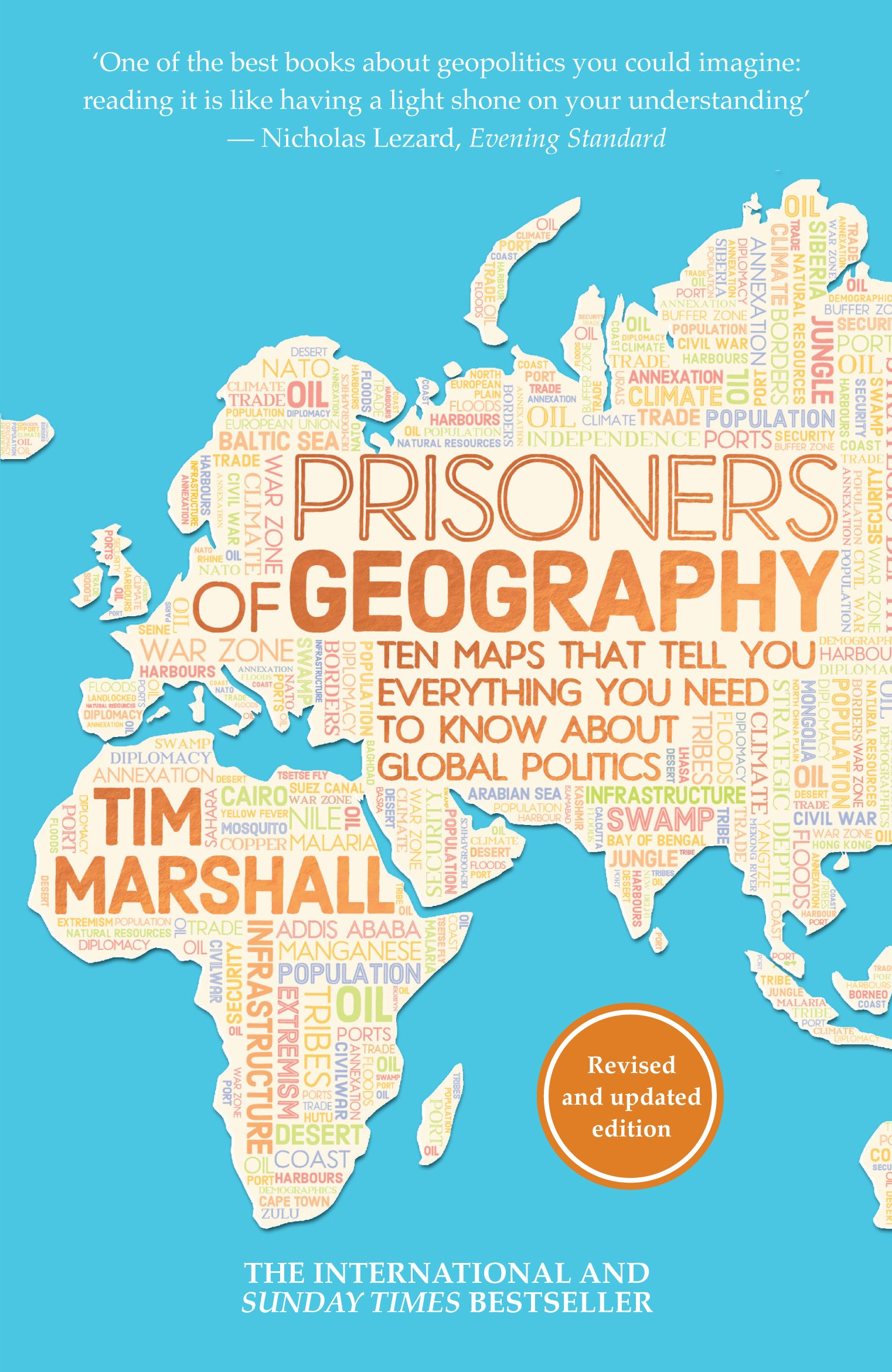 Prisoners of geography ten maps that tell you everything you need prisoners of geography ten maps that tell you everything you need to know about global politics tim marshall 9781783962433 amazon books gumiabroncs Choice Image