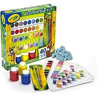 CRAYOLA- Set Pinturas Kids 40 pzas 31x30, Multicolor