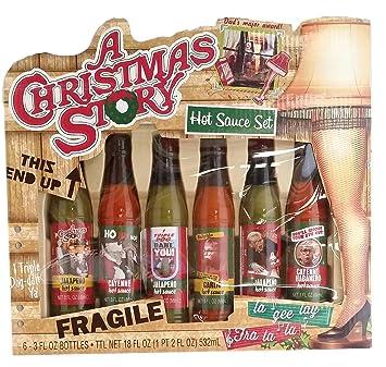gift set a christmas story hot sauce set