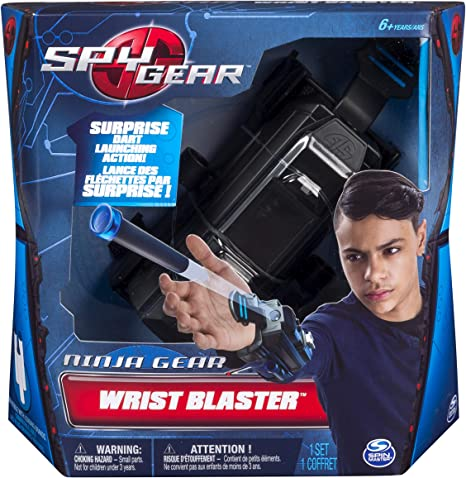 Spy Gear - Ninja Gear - Wrist Blaster