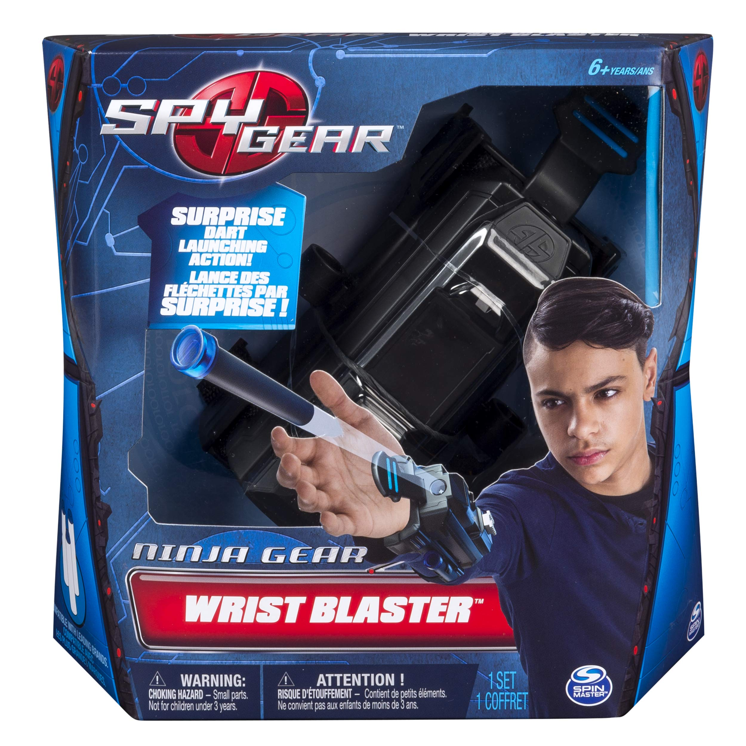 Spy Gear - Ninja Gear - Wrist Blaster by Spy Gear