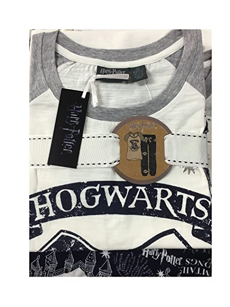 Harry Potter - Pijama - para mujer Multicolor Mehrfarbig - Multicolore - Multicolore