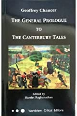 The General Prologue To The Canterbury Tales (Worldview Critical Editions) Paperback