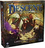 Descent Second Edition: Labyrinth of Ruin Expansion