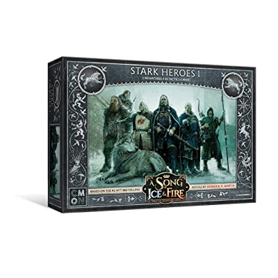 A Song of Ice & Fire: Stark Heroes #1: Toys & Games