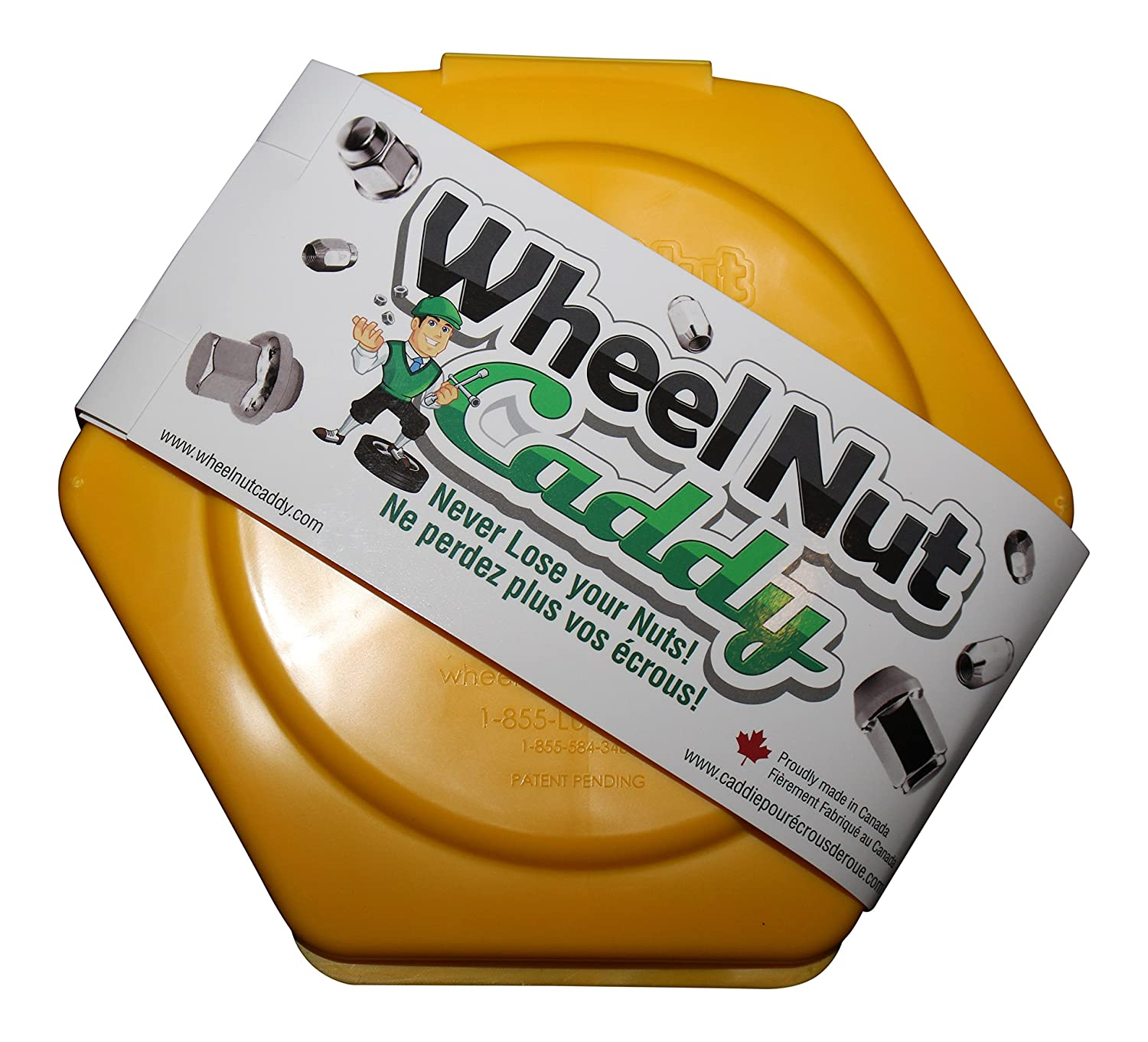 WheelNut Caddy
