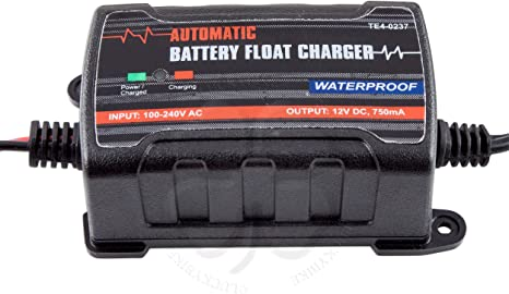 Battery Charger 12V Slow Charge Motorcycle Car AMG Tender Trickle Maintainer