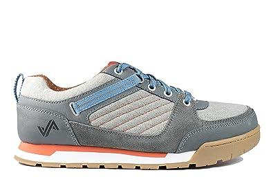 Forsake Banks   Men s Casual Leather Sneakerboot   9U9QEXPOC