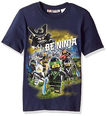 930e3ff1 Amazon.com: LEGO Ninjago Boys' T-Shirt: Clothing