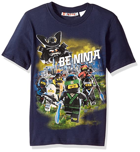 a11450a6054 Amazon.com  LEGO Ninjago Boys  T-Shirt  Clothing