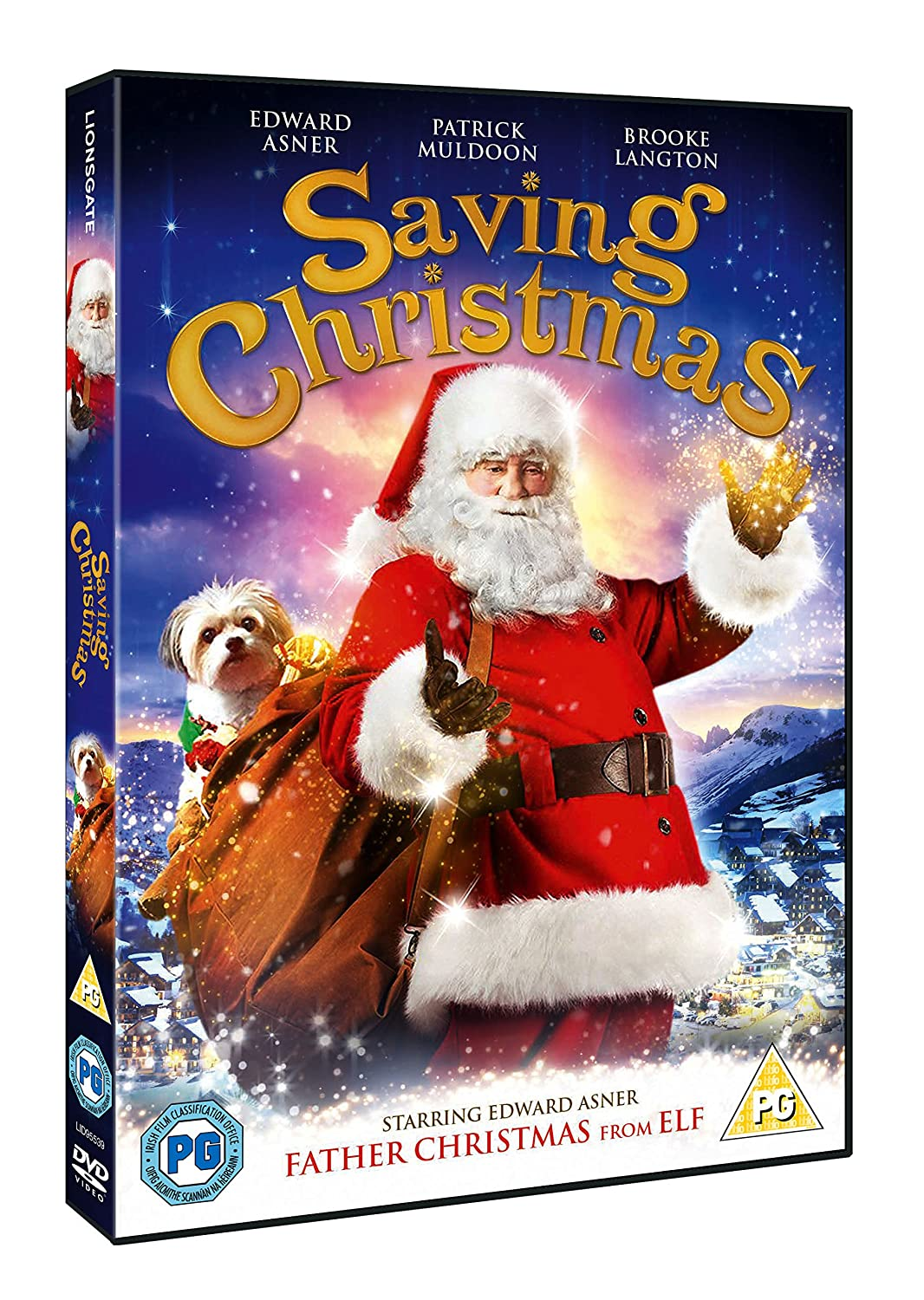 Saving Christmas.Amazon Com Saving Christmas Dvd Movies Tv