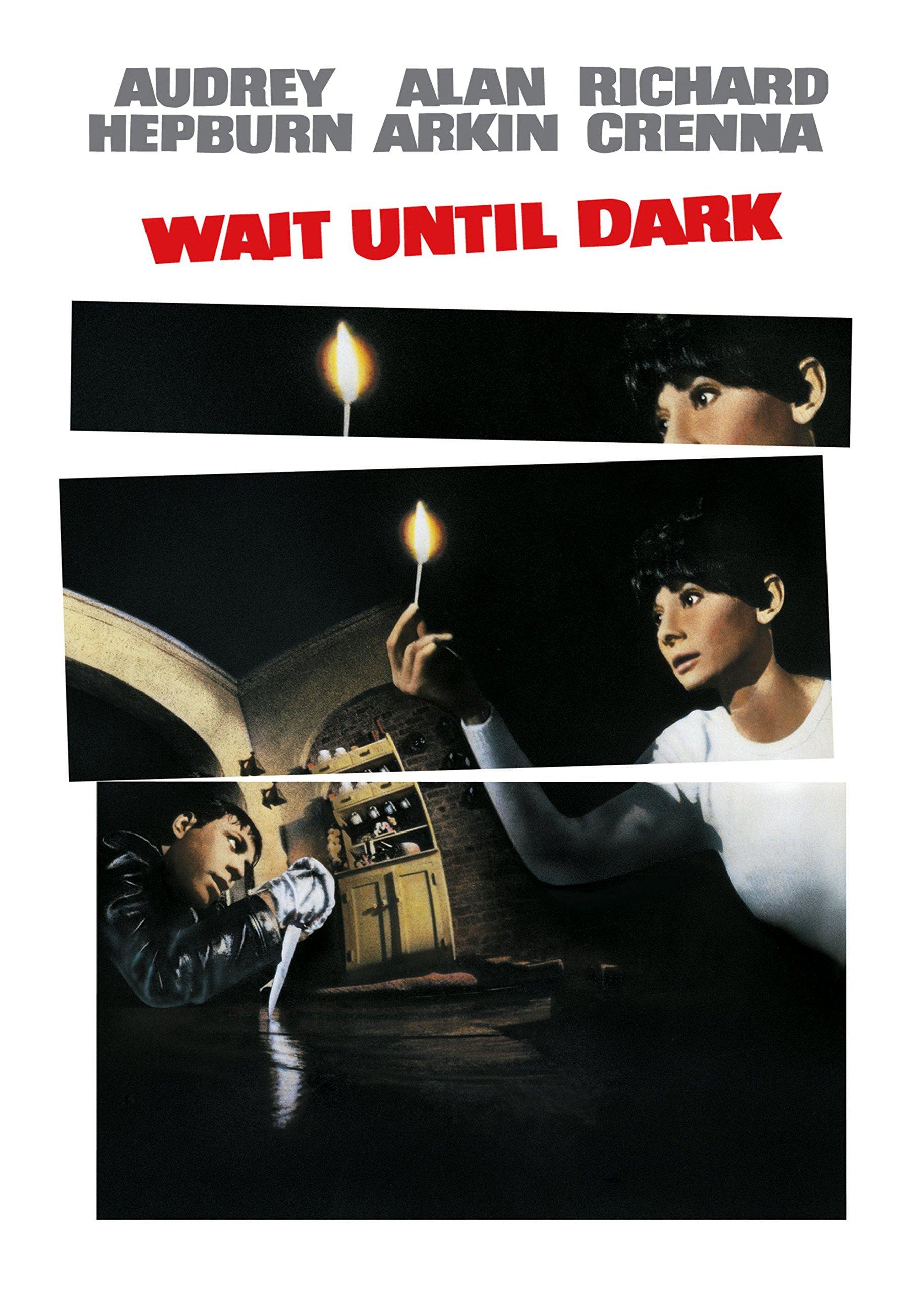 Amazon Wait Until Dark 1967 Audrey Hepburn Alan Arkin Richard Crenna Jr Efrem Zimbalist Digital Services LLC