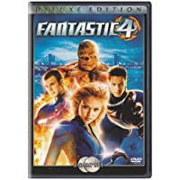 Fantastic Four: Deluxe Edition (2005) (2-Disc)