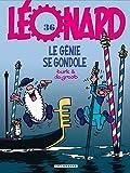 Léonard 36  Le génie se gondol