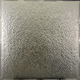 5 pcs of Tin Ceiling Tiles #MF-1, Unfinished Nail-up