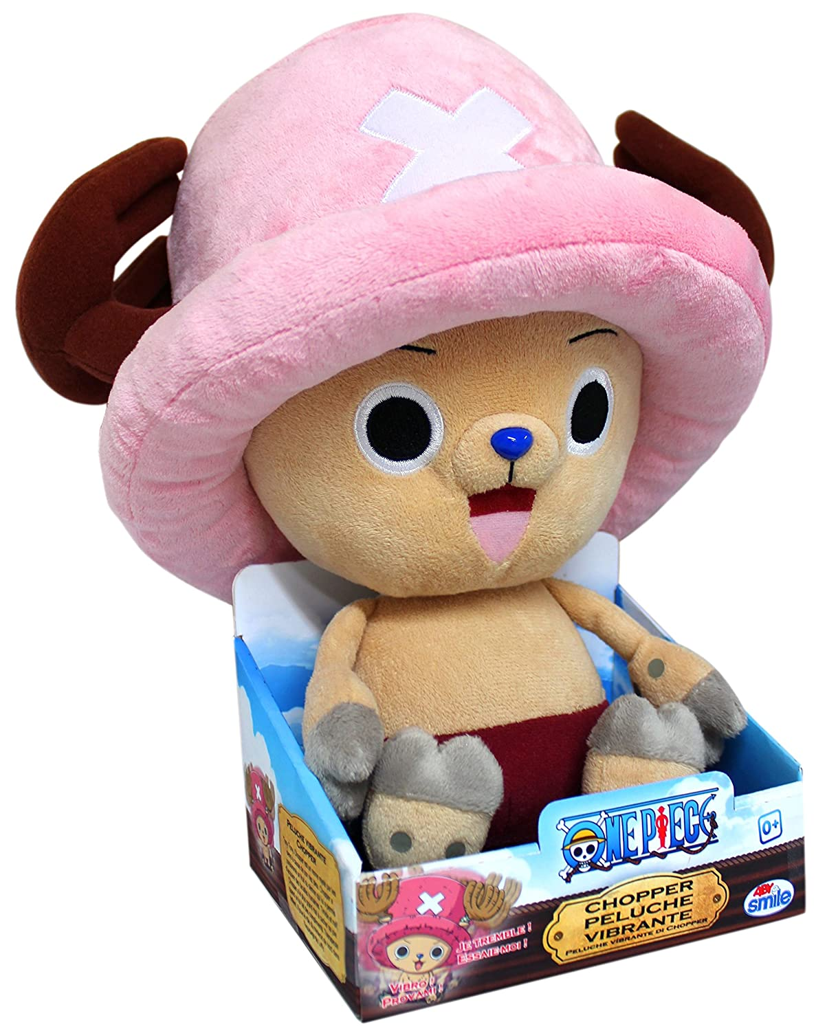 Amazon.com: Abysse America Inc. ONE PIECE - Chopper Rumbling Plush by ABYstyle: Toys & Games