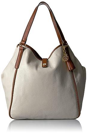 f9966d0641a51 Amazon.com  Tommy Hilfiger Tote Bag for Women Hazel