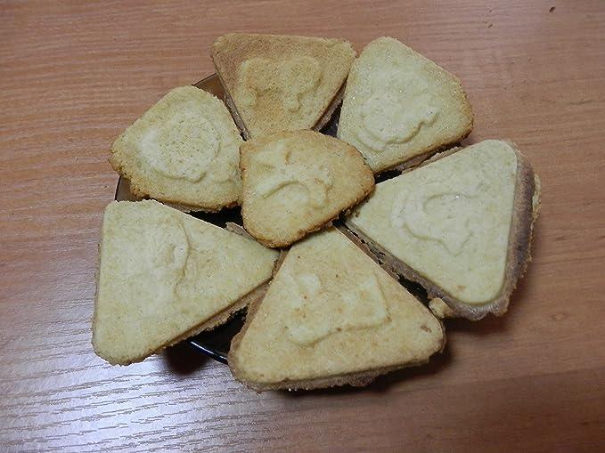 petristor Cracker 6 galletas marcador de aluminio ruso de repostería ...