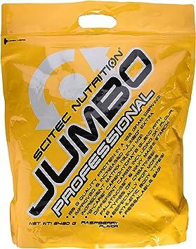 Scitec Jumbo Professional Batidos de Carbohidratos - 6480 gr