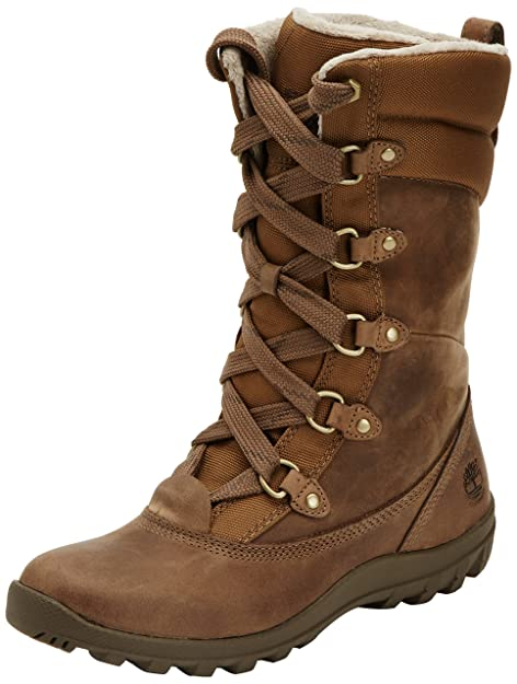 Timberland FTW_Mount Hope Mid F/L WP Boot, Botines para Mujer, Topo, 37 EU: Amazon.es: Zapatos y complementos