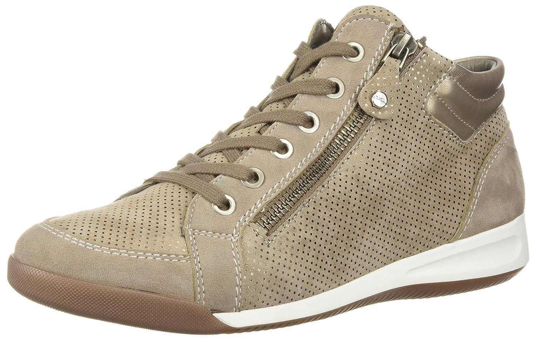 ara Women's Rylee Fashion Sneaker B074ZDL8SD 7 B(M) US|Taupe Puntikid