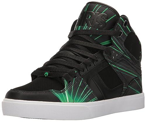 Zapatillas Osiris modelo NYC 83 Josh Grant con suela vulcanizada, color, talla 4.5 UK: Amazon.es: Zapatos y complementos