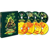 The Toxic Avengers - Tétralogie [Édition Mediabook Collector Blu-ray + DVD]