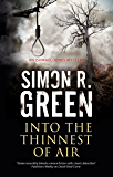 Into the Thinnest of Air: A paranormal country house murder mystery (An Ishmael Jones Mystery Book 5)