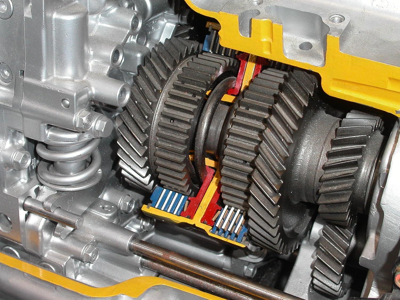 Aditivo para aceite para caja de cambios de transmisión mecánica, Total de Resurs, para protección, reparación y restauración (50 g): Amazon.es: Coche y moto