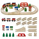 Vortigern #51033 - My First Wooden Train Set