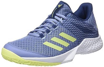 new arrivals 25b4d c1b86 adidas Damen Adizero Club Tennisschuhe