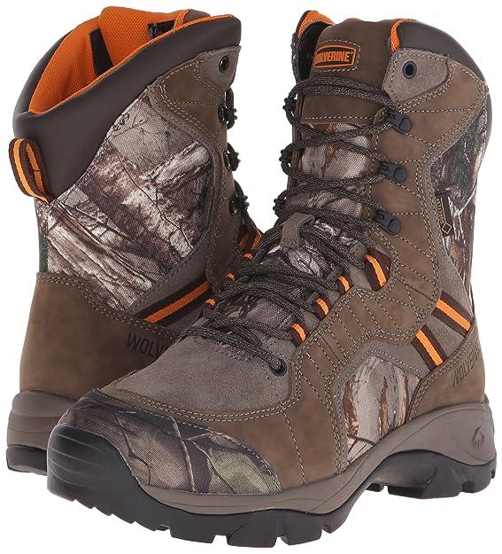 Amazon.com: Wolverine Men s Edge Extreme 8 inch arranque: Shoes