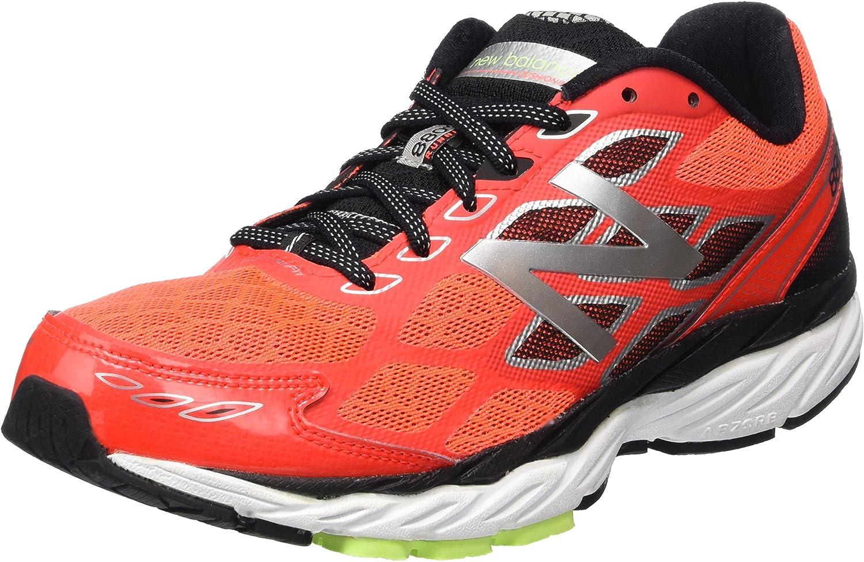 New Balance M_W880V5 - Zapatillas de running Hombre, Naranja, 40.5 EU: Amazon.es: Zapatos y complementos
