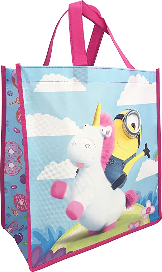 Despicable Me Arch Carry One Eye New Tin Case Tote // Messenger Bag