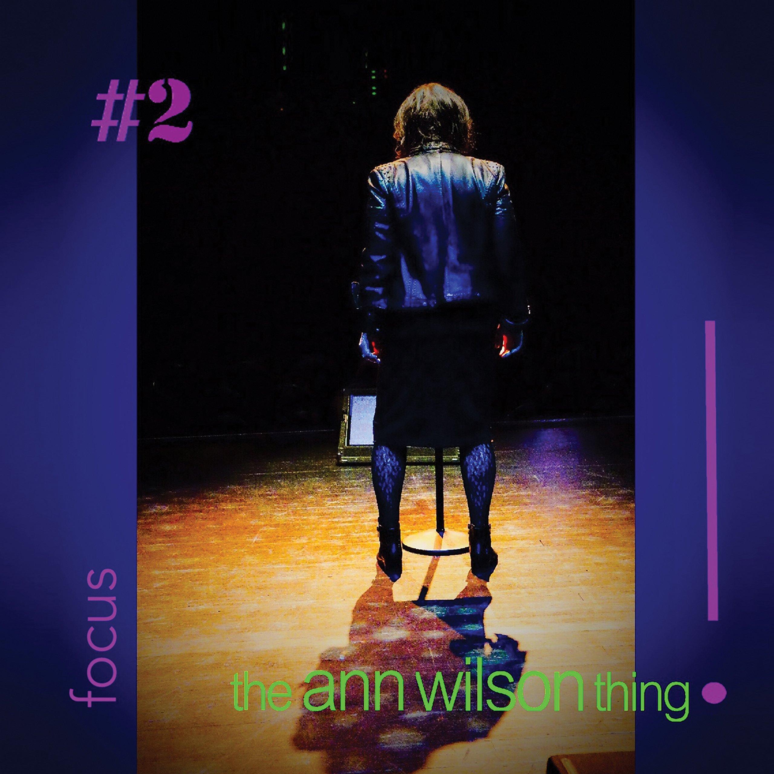 CD : Ann Wilson - Ann Wilson Thing 2 (CD)