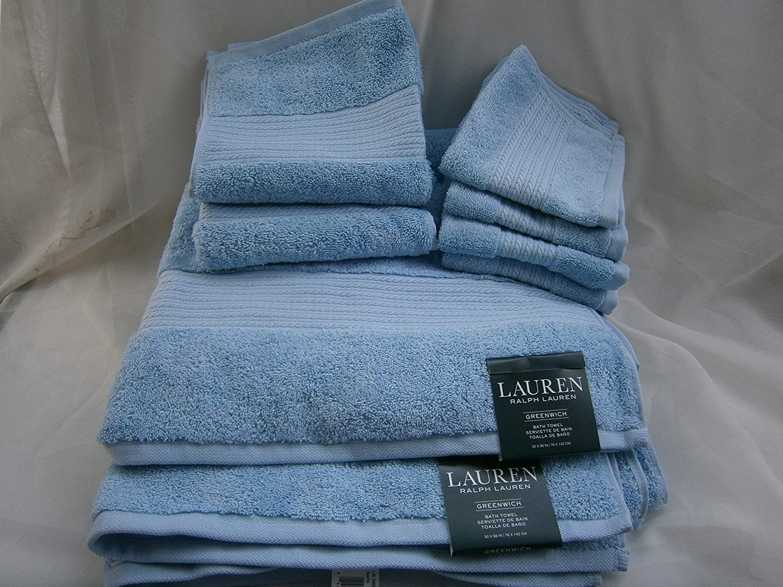 Lauren Ralph Lauren Greenwich océano marea bebé azul 6 piezas ...