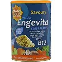 Engevita Yeast With B12 125 g (Pack of 3)