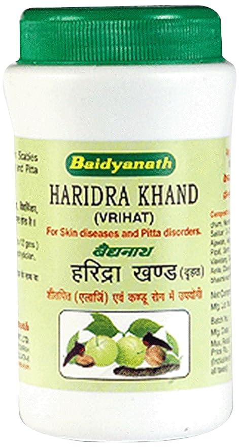Buy Baidyanath Haridrakhand - 50 g (Vri) Online at Low